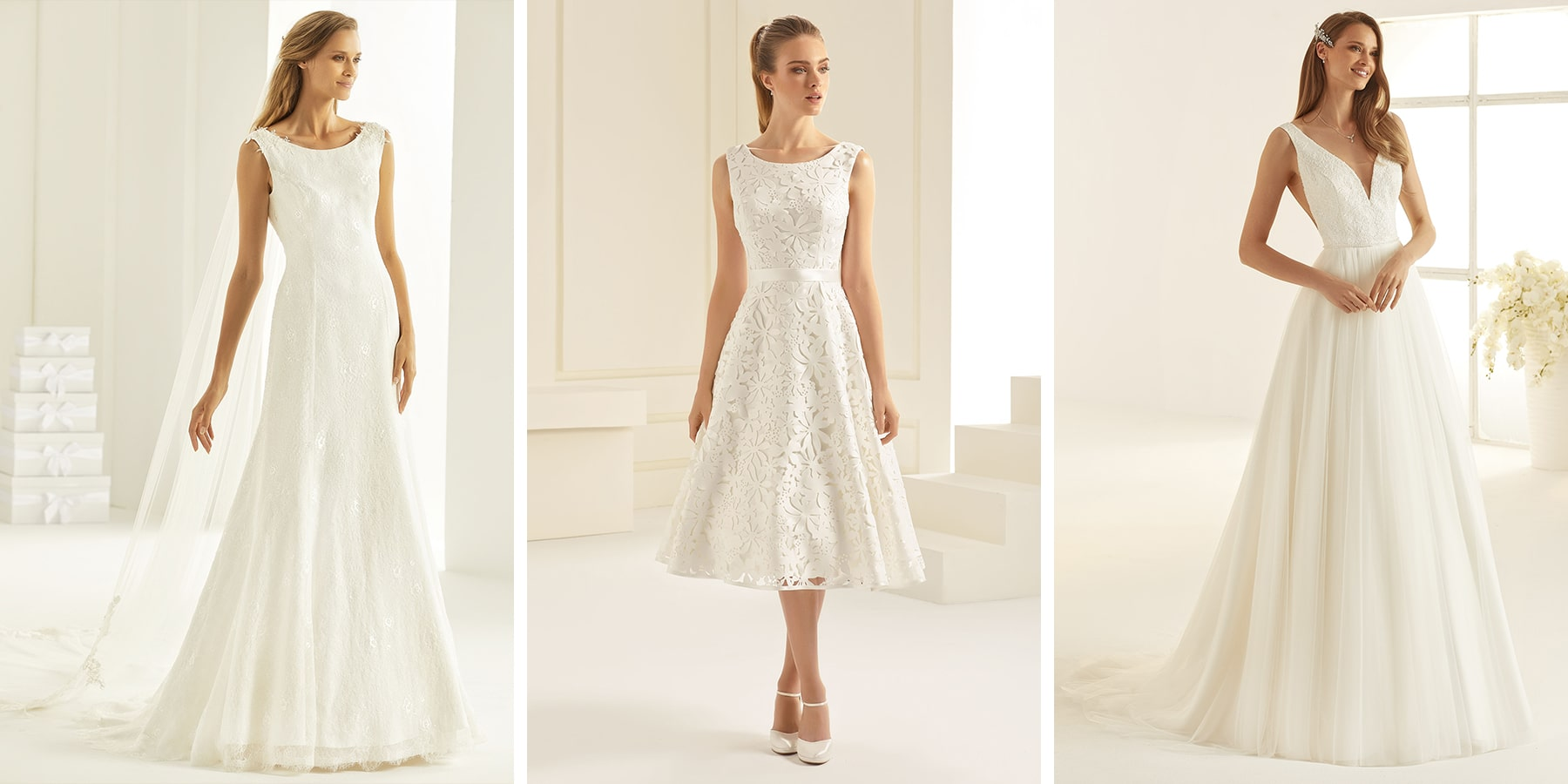 Ultimate Guide To Choosing Flowing Bridal Gowns For Your Beach Wedding